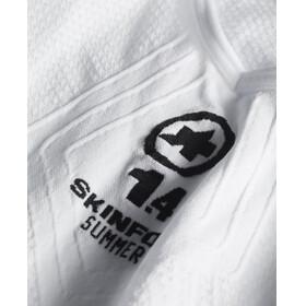 assos SS.skinFoil_Summer_Evo7 - Sous-vêtement - blanc